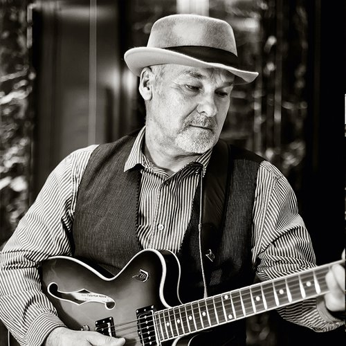 Duesenberg Guitars - Paul Carrack