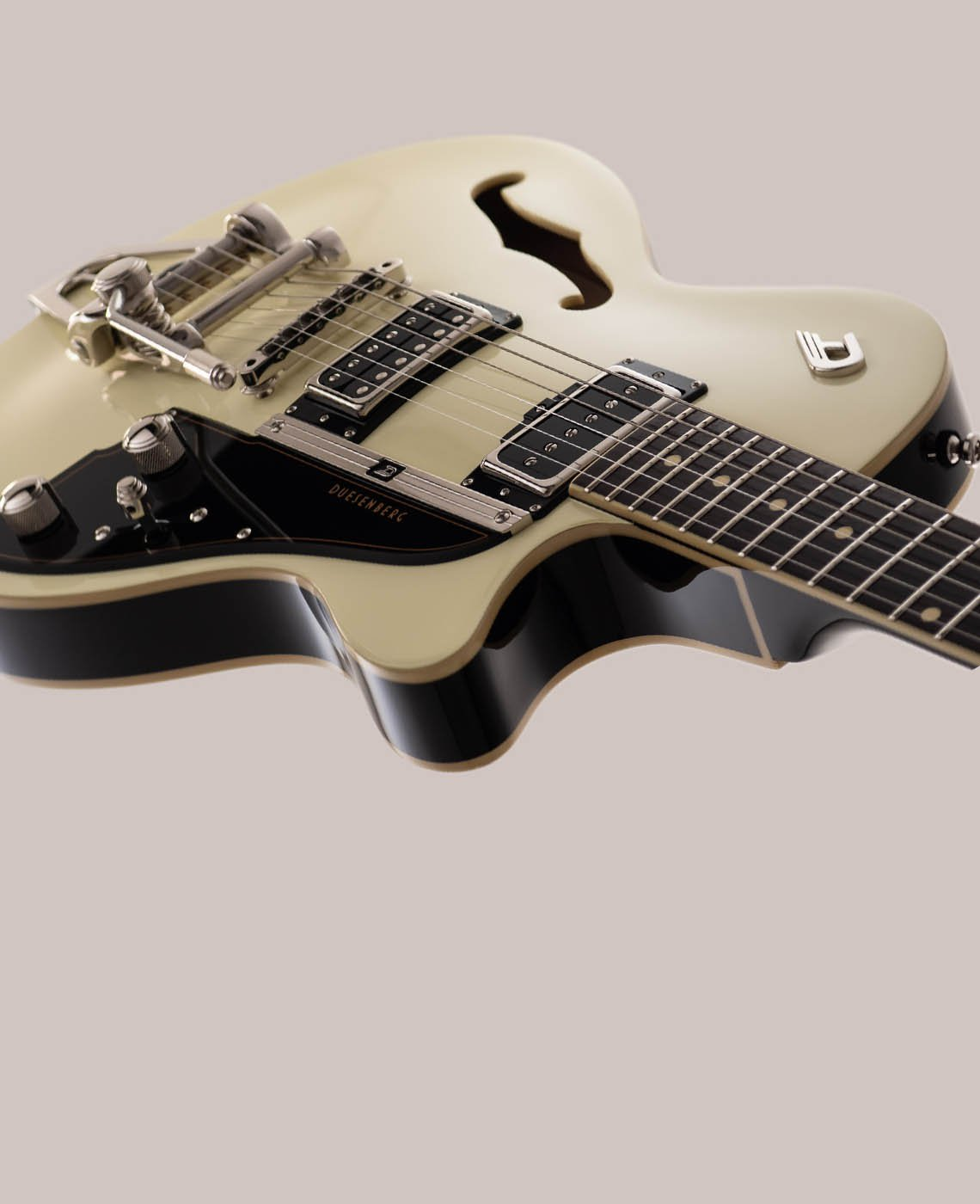 Duesenberg Starplayer TV Homepage Banner